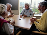 News Picture: Cards, Board Games Could Be a Win for Aging Brains