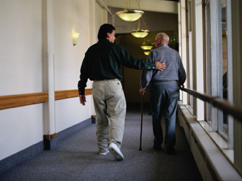 News Picture: Gene Variant Ups Dementia Risk in Parkinson's Patients: Study