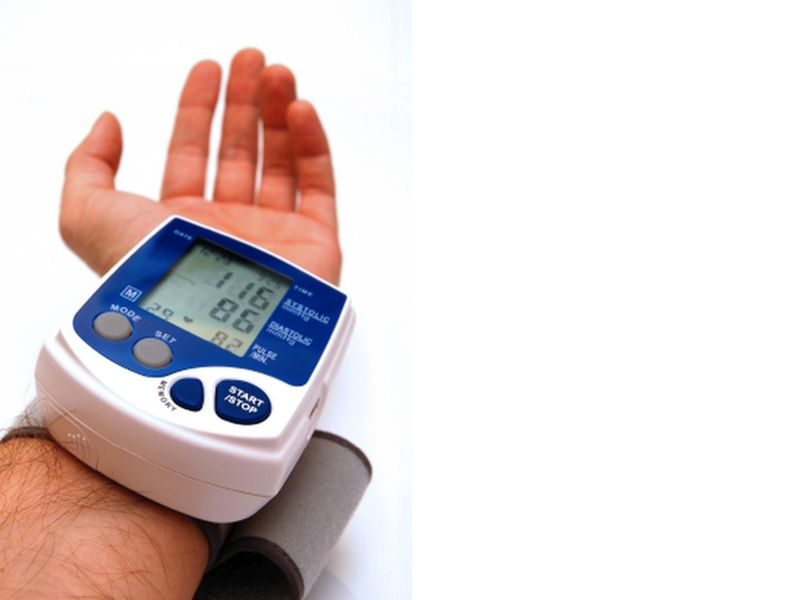 News Picture: Taking Steroids for Rheumatoid Arthritis, IBD? Your Odds for Hypertension May Rise